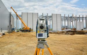инженерные изыскания на участке строительного объекта